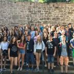 Gemeinsame Ausflüge begeisterten die Jugendlichen.