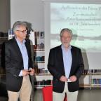 Dr. Jürgen Charnitzky gemeinsam mit Joerg Fischer.