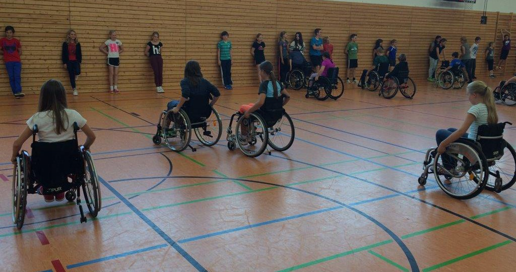 Aktionstag Rollstuhl